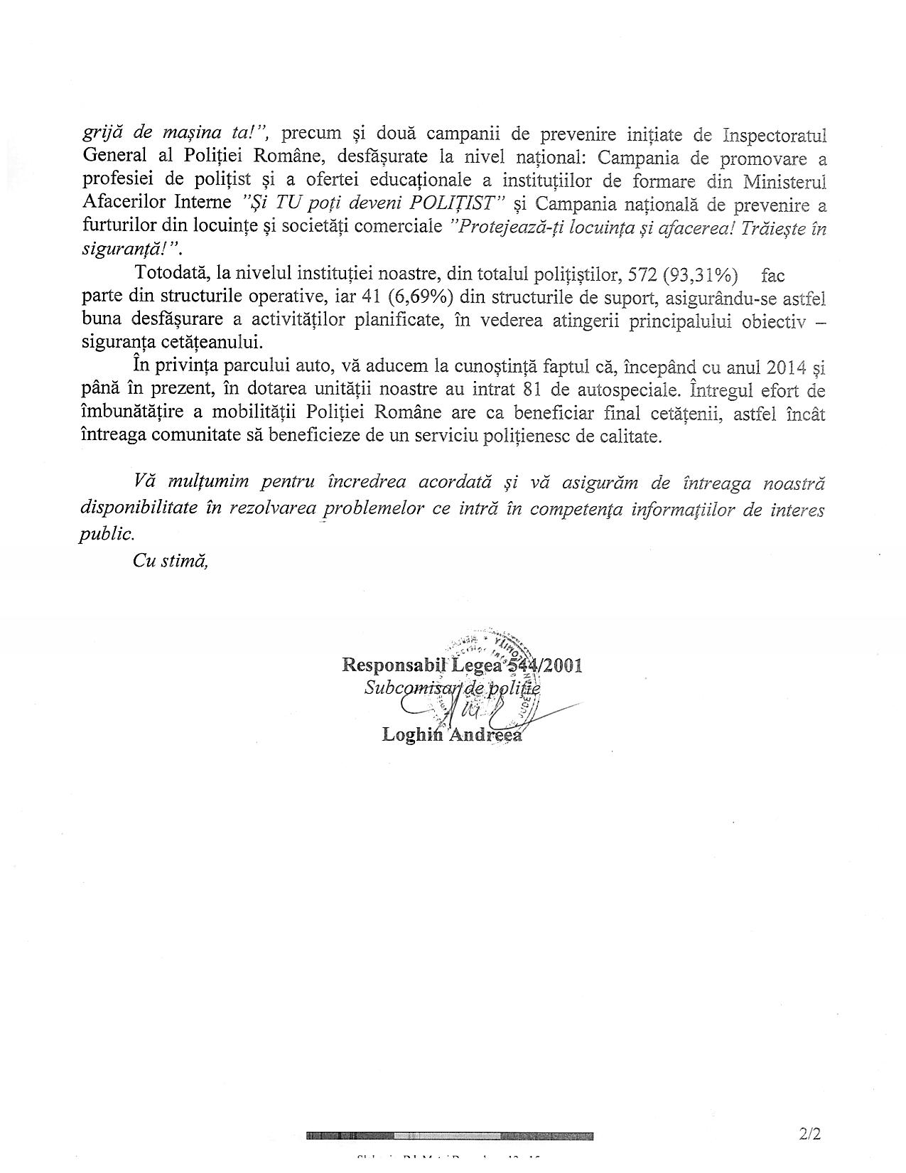 Raspuns solicitare IPJ Ialomita (2)